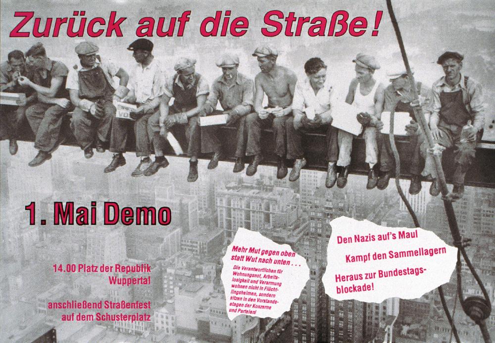 autonome 1.Mai Demo 1993