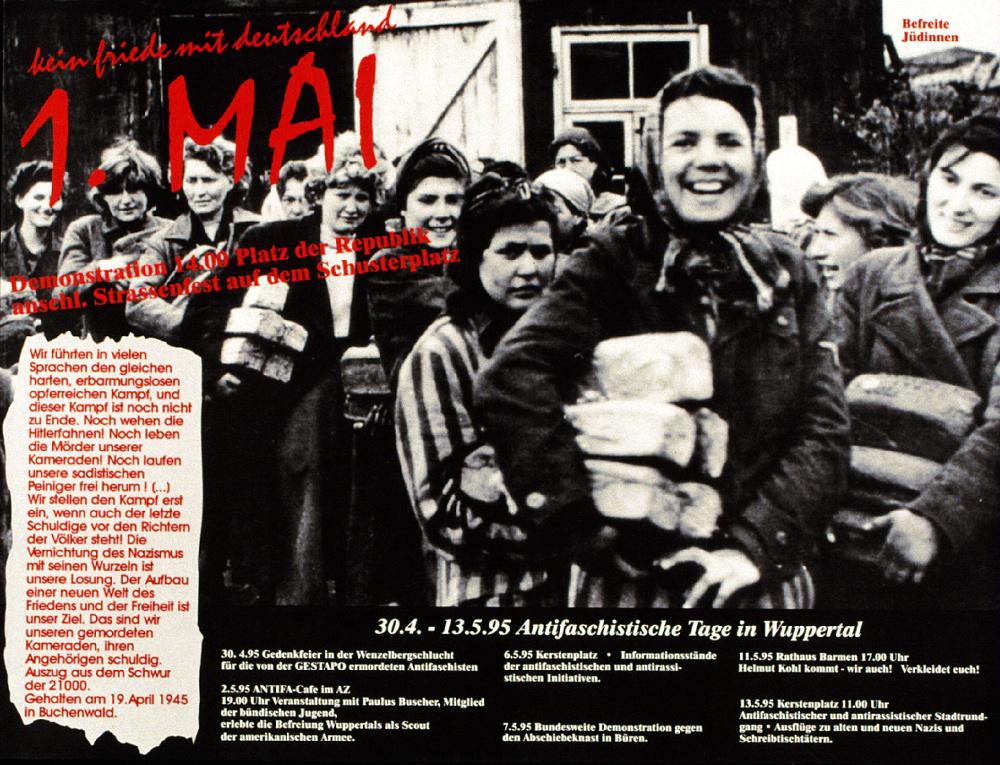 autonome 1.Mai Demo 1995