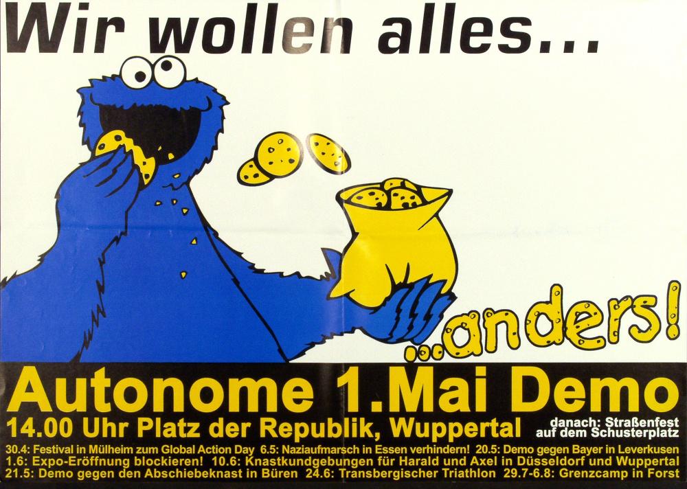 autonome 1.Mai Demo 2000