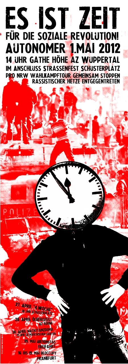 autonome 1.Mai Demo 2012