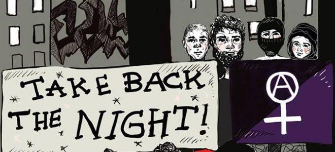Take Back The Night - Nachttanzdemo zum Frauen*kampftag